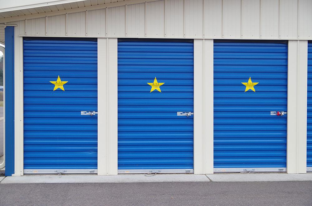 Gold Star Mini Storage - unit 10x5