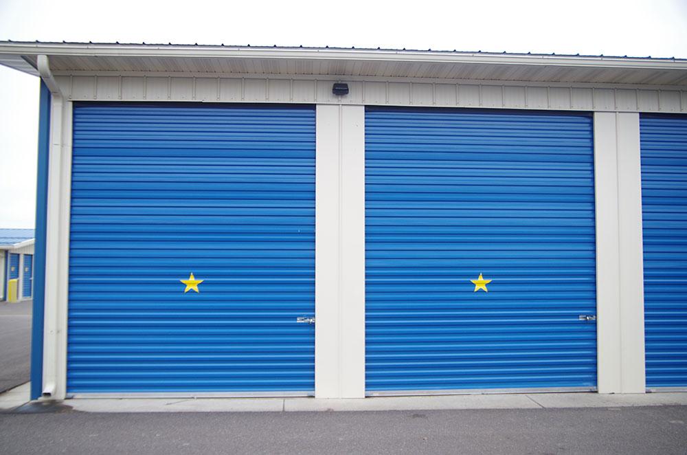 Gold Star Mini Storage - unit 12x30