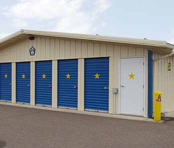 Gold Star Mini Storage  - smaller units