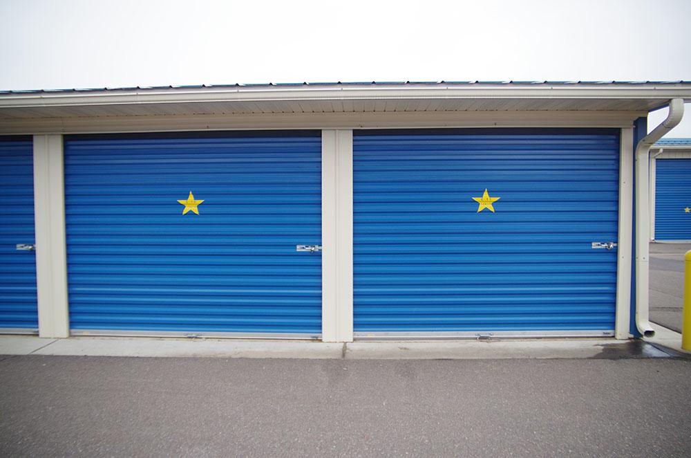 Gold Star Mini Storage - unit 10x10