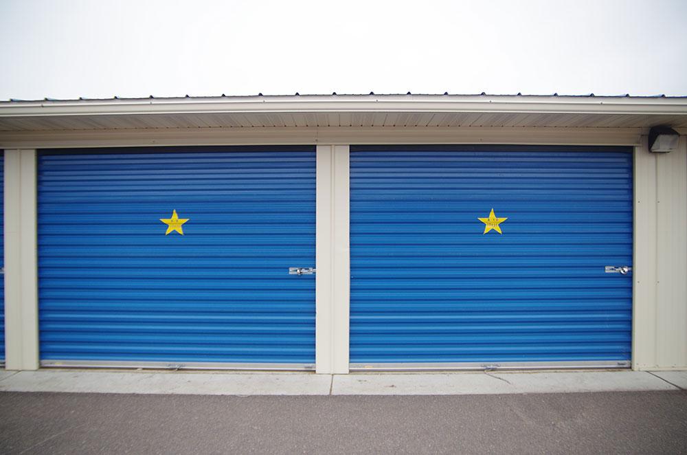 Gold Star Mini Storage - unit 10x25