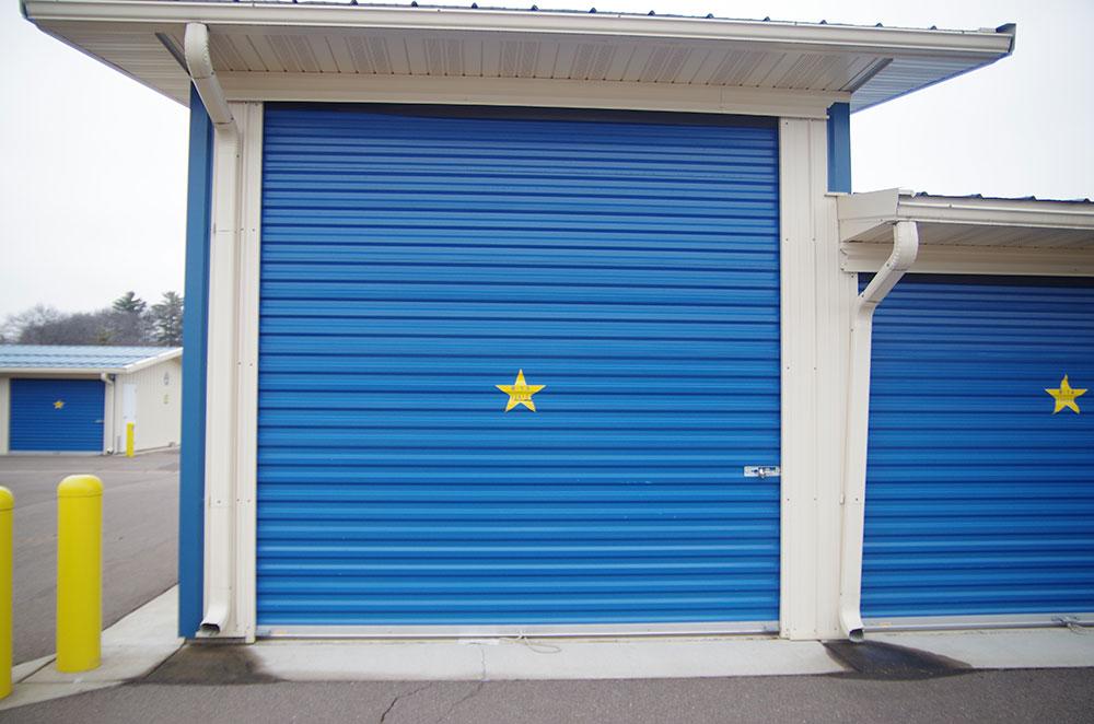 Gold Star Mini Storage - unit 12x10