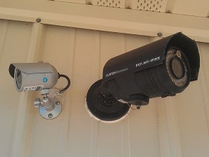 Gold Star Mini Storage - Security Cameras